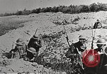 Image of American soldiers in combat in France Europe, 1918, second 7 stock footage video 65675065361