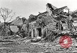 Image of war ruins Europe, 1918, second 2 stock footage video 65675065362