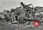 Image of war ruins Europe, 1918, second 4 stock footage video 65675065362