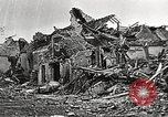 Image of war ruins Europe, 1918, second 5 stock footage video 65675065362