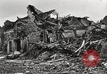 Image of war ruins Europe, 1918, second 8 stock footage video 65675065362