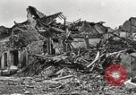 Image of war ruins Europe, 1918, second 9 stock footage video 65675065362