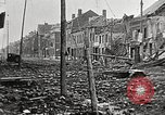 Image of war ruins Europe, 1918, second 11 stock footage video 65675065362