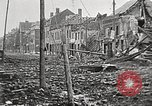 Image of war ruins Europe, 1918, second 12 stock footage video 65675065362