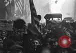 Image of Celebration after German surrender in World War I United States USA, 1918, second 2 stock footage video 65675065363