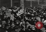 Image of Celebration after German surrender in World War I United States USA, 1918, second 8 stock footage video 65675065363