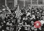 Image of Celebration after German surrender in World War I United States USA, 1918, second 9 stock footage video 65675065363