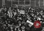Image of Celebration after German surrender in World War I United States USA, 1918, second 11 stock footage video 65675065363