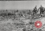 Image of U.S. and French troops celebrate World War 1 armistice France, 1918, second 1 stock footage video 65675065364