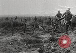 Image of U.S. and French troops celebrate World War 1 armistice France, 1918, second 2 stock footage video 65675065364
