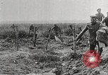 Image of U.S. and French troops celebrate World War 1 armistice France, 1918, second 3 stock footage video 65675065364