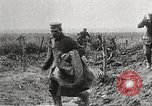 Image of U.S. and French troops celebrate World War 1 armistice France, 1918, second 4 stock footage video 65675065364