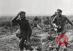 Image of U.S. and French troops celebrate World War 1 armistice France, 1918, second 6 stock footage video 65675065364
