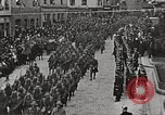 Image of French troops France, 1919, second 3 stock footage video 65675065365