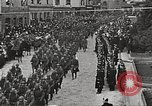 Image of French troops France, 1919, second 4 stock footage video 65675065365