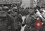 Image of French troops France, 1919, second 9 stock footage video 65675065365