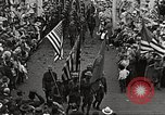 Image of New York victory parade after World War I New York City USA, 1919, second 8 stock footage video 65675065367