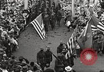 Image of New York victory parade after World War I New York City USA, 1919, second 9 stock footage video 65675065367