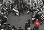 Image of New York victory parade after World War I New York City USA, 1919, second 10 stock footage video 65675065367