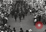 Image of New York victory parade after World War I New York City USA, 1919, second 12 stock footage video 65675065367