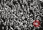 Image of Aerial views of World War I victory parade New York City USA, 1919, second 7 stock footage video 65675065368