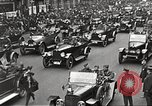 Image of American Victory Parade after World War I New York City USA, 1919, second 9 stock footage video 65675065369