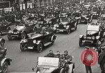 Image of American Victory Parade after World War I New York City USA, 1919, second 10 stock footage video 65675065369