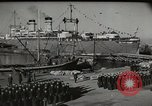 Image of military troops Rome Italy, 1948, second 3 stock footage video 65675065371