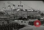 Image of military troops Rome Italy, 1948, second 4 stock footage video 65675065371