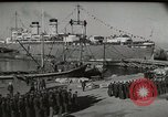 Image of military troops Rome Italy, 1948, second 6 stock footage video 65675065371