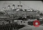 Image of military troops Rome Italy, 1948, second 7 stock footage video 65675065371