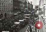 Image of communist riots Paris France, 1948, second 1 stock footage video 65675065372