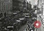 Image of communist riots Paris France, 1948, second 8 stock footage video 65675065372