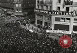 Image of communist riots Paris France, 1948, second 9 stock footage video 65675065372
