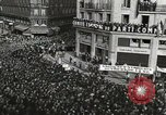 Image of communist riots Paris France, 1948, second 10 stock footage video 65675065372