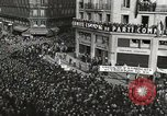 Image of communist riots Paris France, 1948, second 12 stock footage video 65675065372