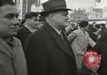Image of Maurice Thorez Paris France, 1948, second 10 stock footage video 65675065374
