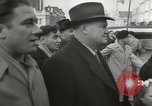 Image of Maurice Thorez Paris France, 1948, second 11 stock footage video 65675065374