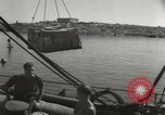 Image of shipment of food Athens Greece, 1948, second 3 stock footage video 65675065375