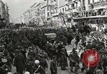 Image of Greek rebel prisoners Athens Greece, 1946, second 5 stock footage video 65675065376