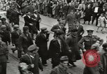 Image of Greek rebel prisoners Athens Greece, 1946, second 7 stock footage video 65675065376