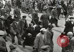 Image of Greek rebel prisoners Athens Greece, 1946, second 9 stock footage video 65675065376