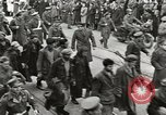 Image of Greek rebel prisoners Athens Greece, 1946, second 10 stock footage video 65675065376