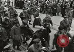 Image of Greek rebel prisoners Athens Greece, 1946, second 11 stock footage video 65675065376