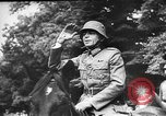 Image of Adolf Hitler Compiegne France, 1940, second 2 stock footage video 65675065382
