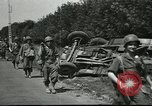 Image of invasion Pontaubault France, 1944, second 9 stock footage video 65675065386