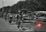 Image of invasion Pontaubault France, 1944, second 10 stock footage video 65675065386