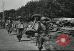Image of invasion Pontaubault France, 1944, second 11 stock footage video 65675065386