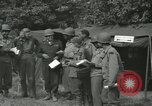 Image of Benjamin O Davis Rennes France, 1944, second 2 stock footage video 65675065387