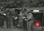 Image of Benjamin O Davis Rennes France, 1944, second 3 stock footage video 65675065387